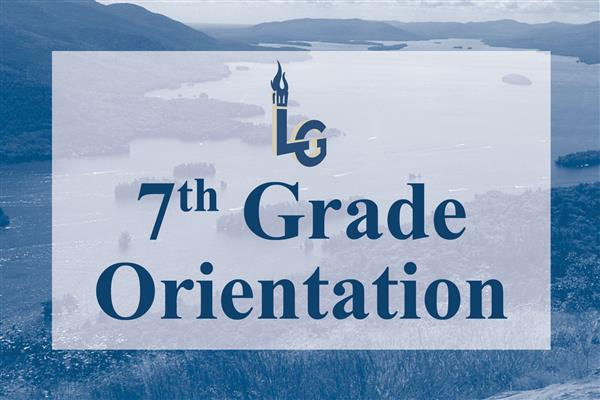 7th grade orientation graphic
