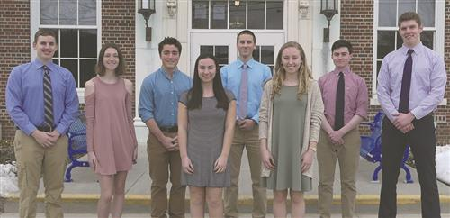 Honors Group for the Class of 2018