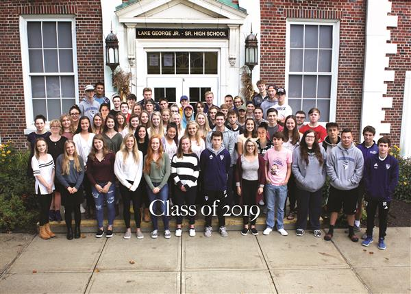 Lake George Class of 2019