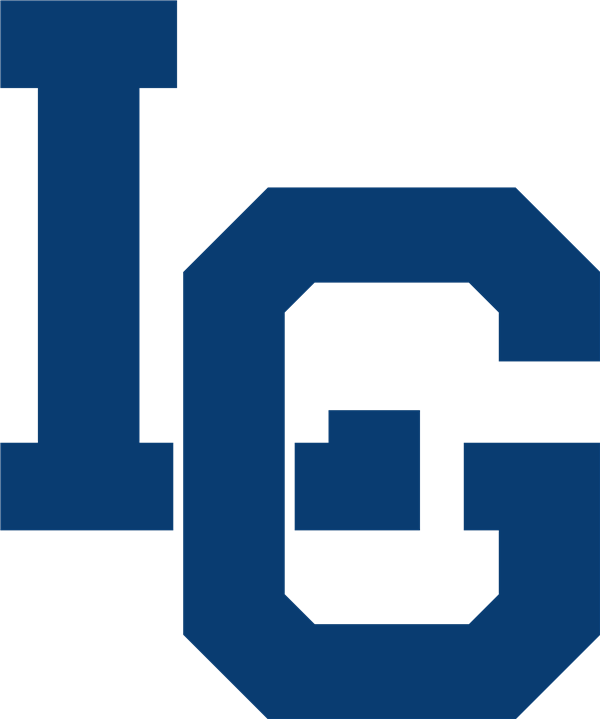 Lake George athletic logo