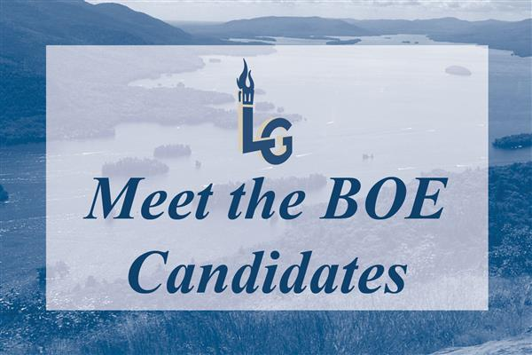 Meet the BOE Candidates