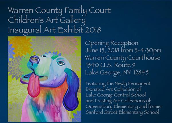 Invitation to Art Reception