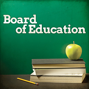 Board of Education graphic