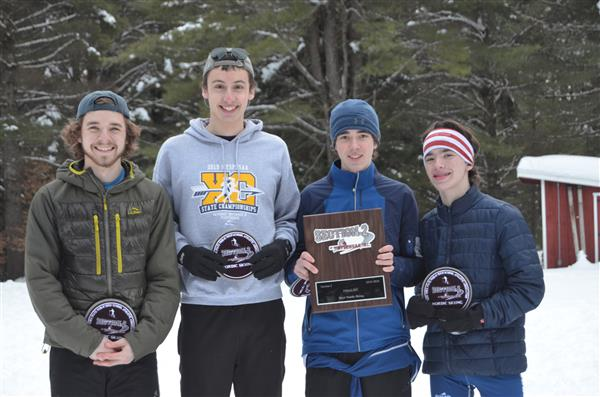 Lake George Boys Nordic Team